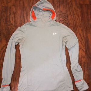 Nike athletic running sweater